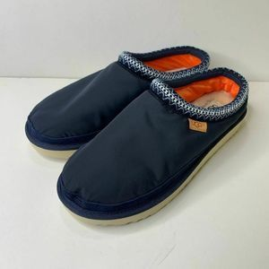 UGG Tasman bomber size 12 blue 1102429 mule shoes